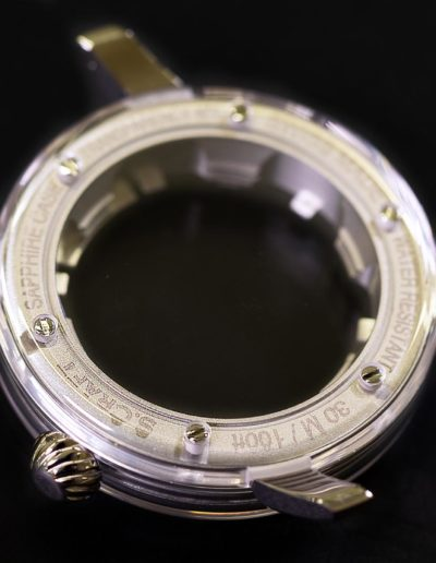 Sapphire Craft Transparency N° 1 - Case